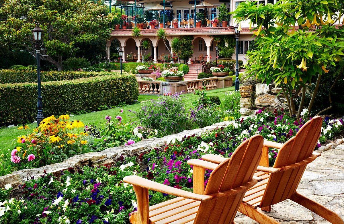 diseño jardin mallorca